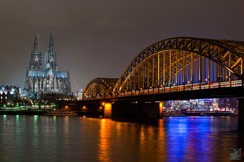Across The Rhein River