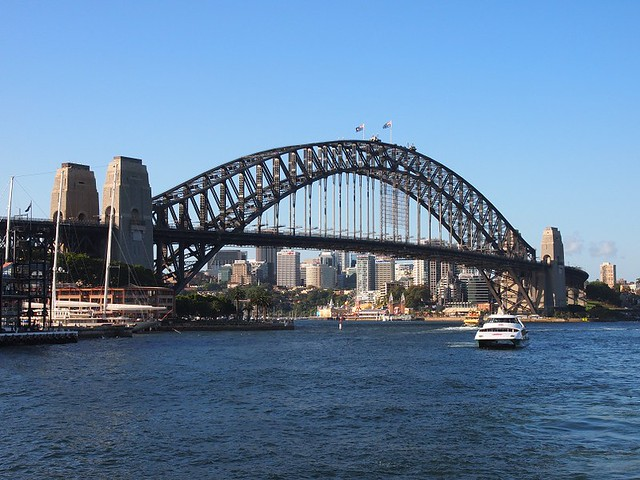 Sydney Harbour Bridge (Australia 2010)
