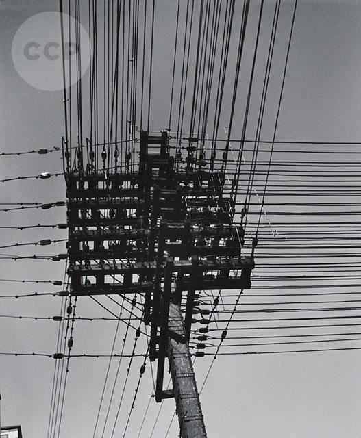 Power, Canada, John Gutmann 1945