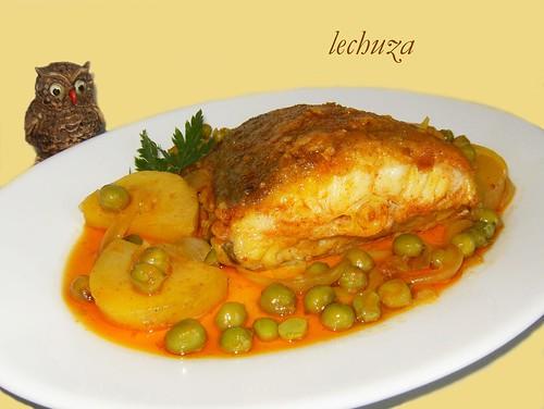 La cocina de lechuza recetas de cocina con fotos paso a - Arroz blanco con bacalao ...
