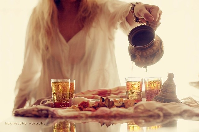 [184/365] ¿Un té? ... una vida