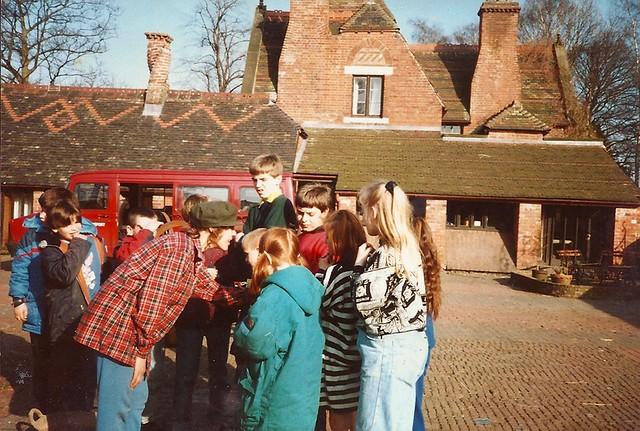 Farmcraft, Mapperley, Ilkeston, 12 March 1990