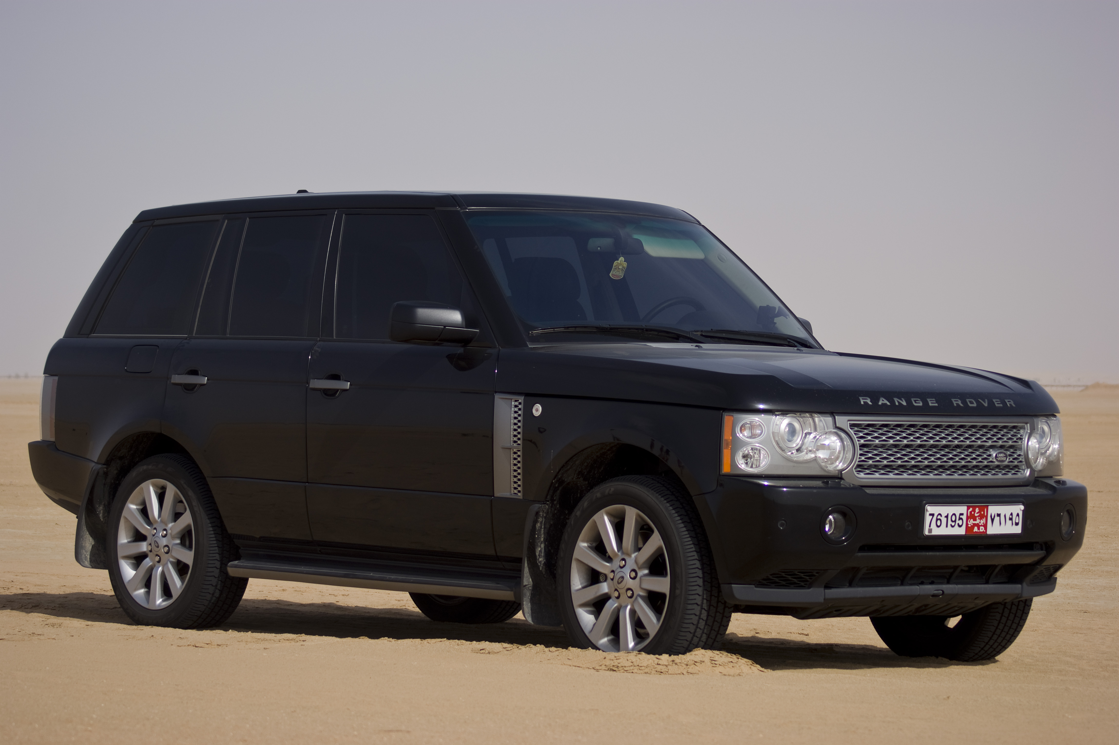 2006 land rover range rover images pictures and videos. Black Bedroom Furniture Sets. Home Design Ideas