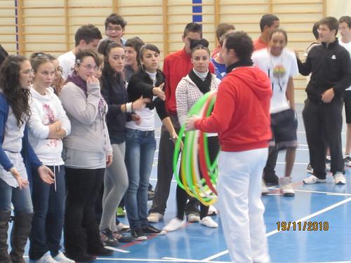 19-XI-2010 Visita de los alumnos de 4º ESO de Medina a Paterna