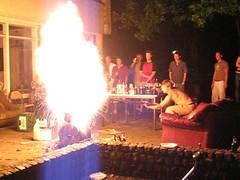 Studs BBQ - 7 juli 2006
