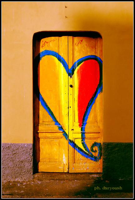 Quanto tornerai troverai la porta chiusa flickr photo - La porta chiusa sartre ...
