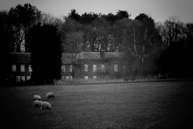 Whittingham Asylum Hospital