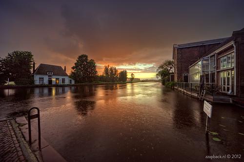 RAIN! / Ferry House / Veerhuis / Magical night trilogy / Encore / Overschie / Rotterdam