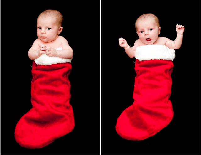 rather have coal baby stocking newborn christmas