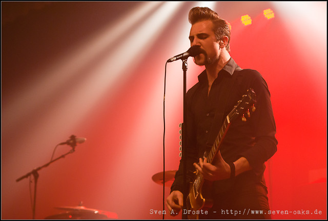 Adam Grahn Royal Republic by sevenoaksde Sven A Droste