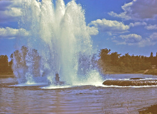 1962, Aerator, Bridgeport Hydraulic Co. Aspetuck Reservoir, Easton, CT