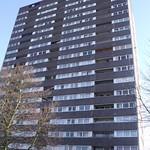 Century Tower - Priory Road / Bristol Road