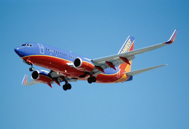348at - Southwest Airlines Boeing 737-7H4; N468WN@LAS;15.03.2005