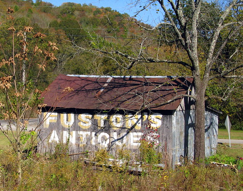 Fuston's Barn