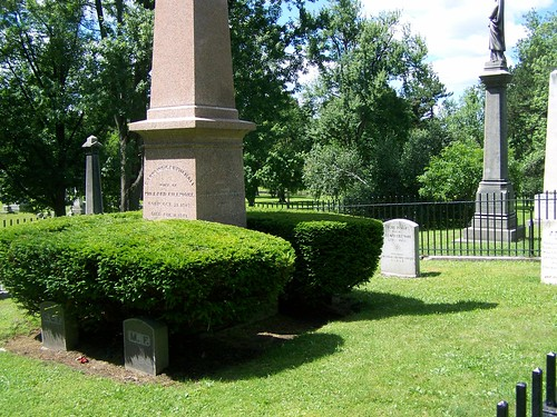 Millard Fillmore grave- Forest Lawn Cemetery- Buffalo NY (2)