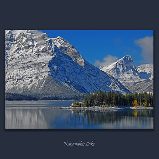 Kananaskis Lake #209