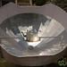 Solar Stove to Heat Water - Annapurna Circuit, Nepal