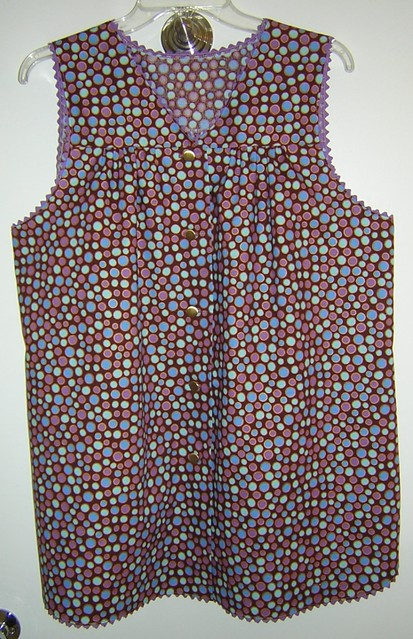 Sewing4Dummies - Sew an Apron in 15 Minutes