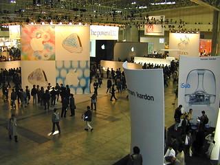 Macworld EXPO Tokyo 2001
