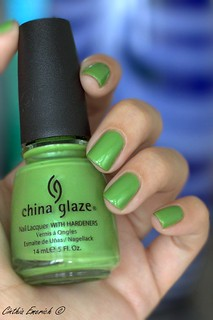 China Glaze - Tree Hugger
