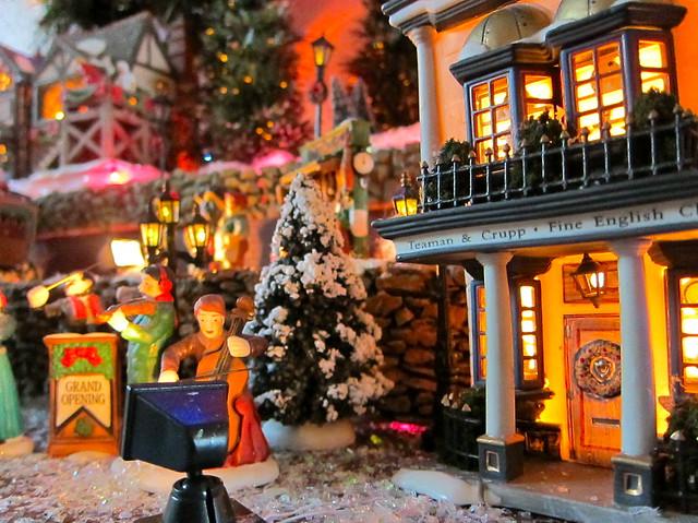 Dickens Village 2010
