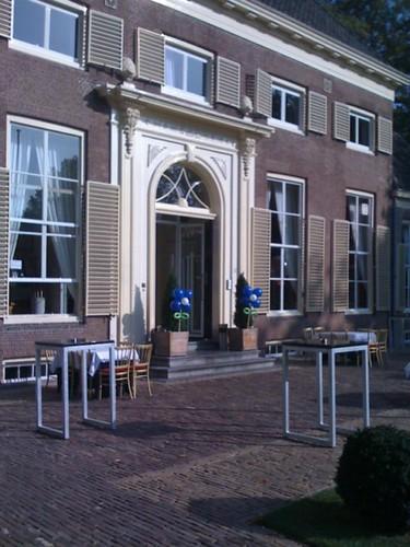 Ballonbloem Het Heerenhuys Rotterdam