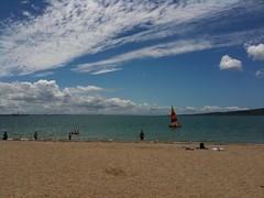 St Heliers beach