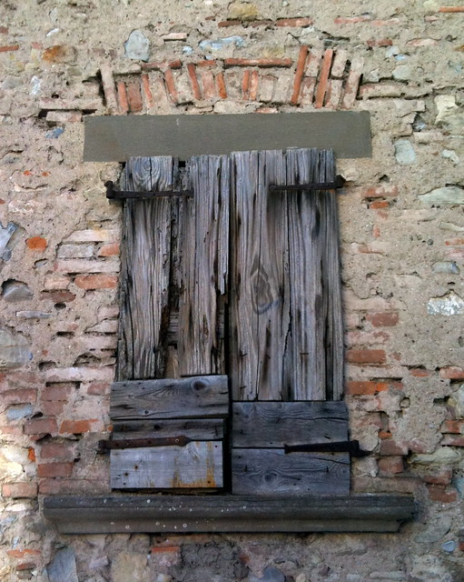 Old wooden window shades  Flickr - Photo Sharing!