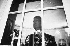 Jimmy Carter at White House 1979, by Harry Benson