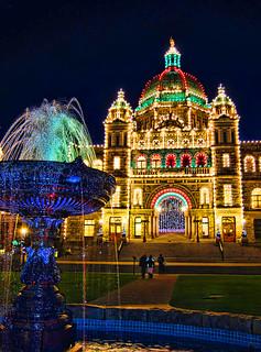 Christmas on Vancouver Island