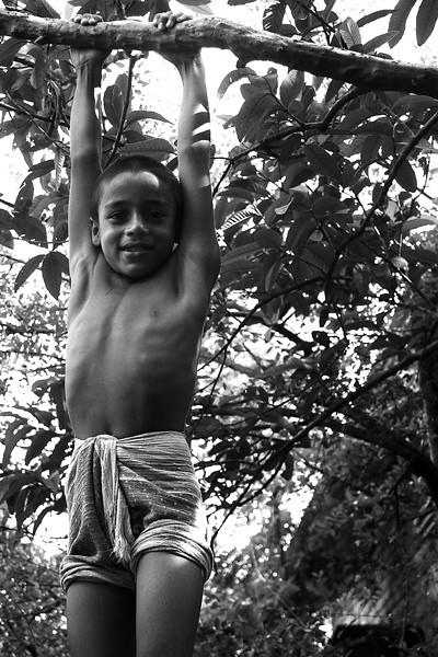 Tarzan Boy !