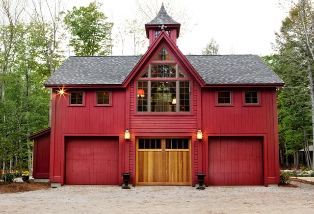 Carriage House Garage Doors Flickr Photo Sharing
