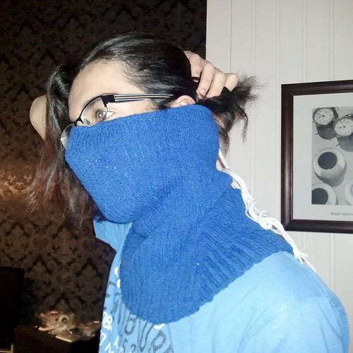 FO: ninja bike m a s k