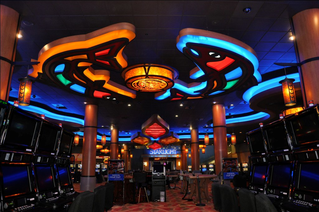 Nearest casino to seattle stardust casino lv