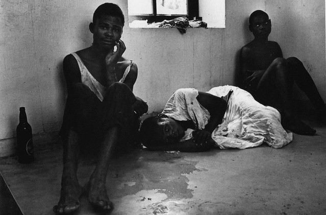 Africa, by Don McCullin 1969