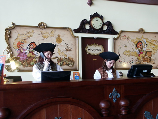 M: Htel Des Pirates - Dolancourt, France