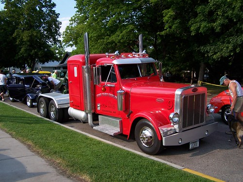 kenworth pickup conversion kit - 500×375