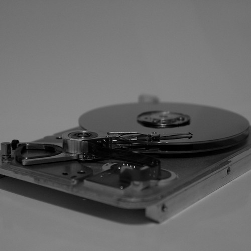 Hard Disk Drive by RB-P