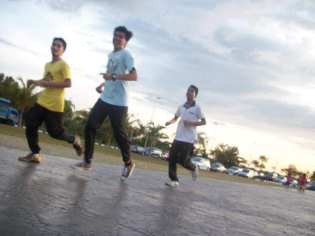 joging ,,