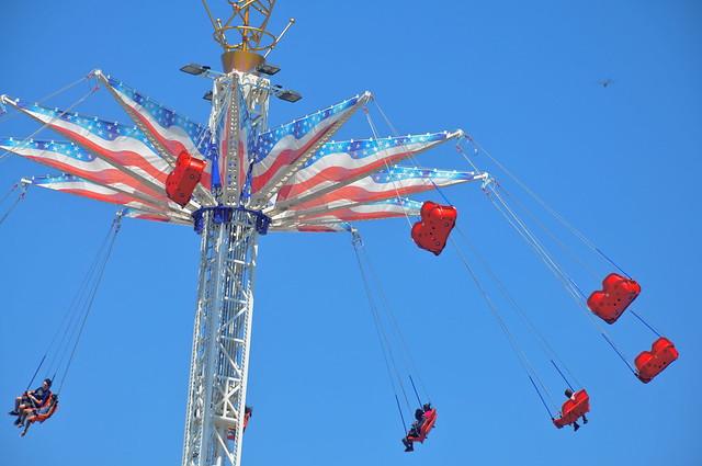 Coney swings