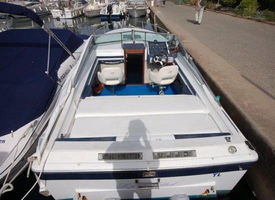 Nice Yacht: FORMULA FORMULA THUNDERBIRD 255 1985. Provence Côte D'azur, ...