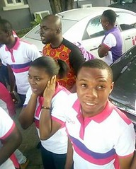 The Citi FM team know how to work, and when its time to have fun, we don't mess up.