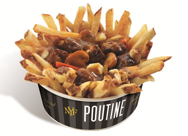 New york fries winnipeg locations becoming a poutinerie for Authentic canadian cuisine