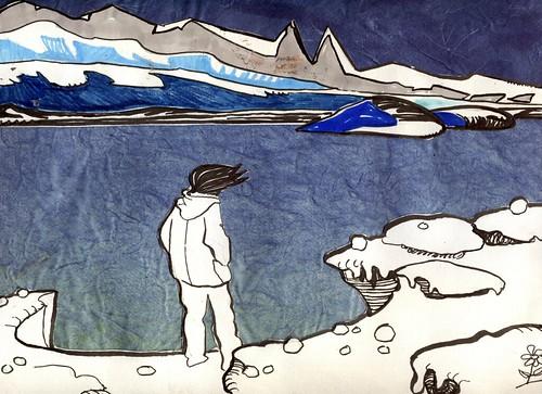 Drawings Patagonia