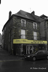 Louison Bobet's Birthplace / place de naissance