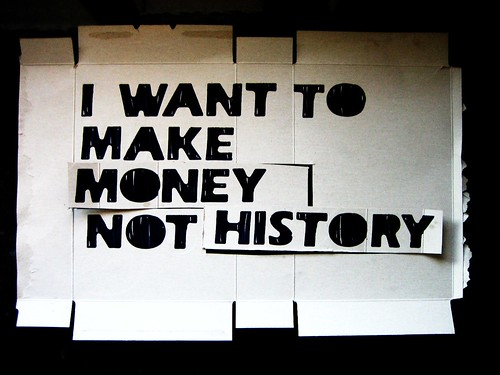 i want to make money