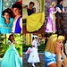 Magic Kingdom Characters by abelle2