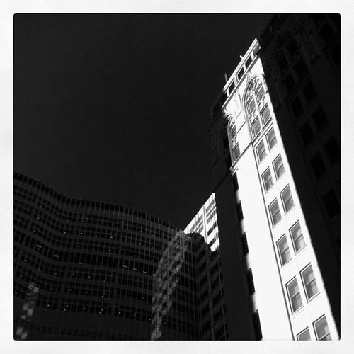 Kahler Grand Hotel: Sliver of light