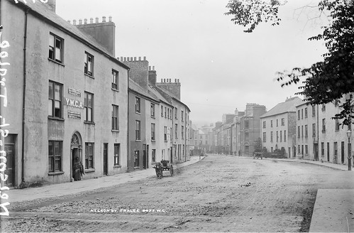 Nelson Street (now Ashe Street), Tralee, Co. Kerry