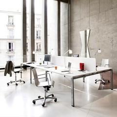 Bench Desks - 6 person